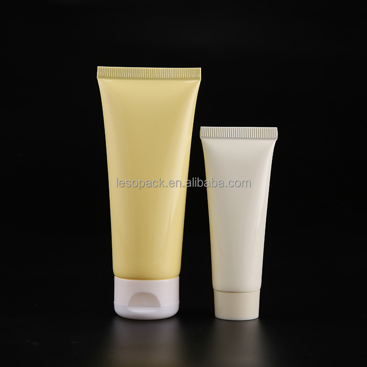 Stocks Low MOQ 100ml 120ml 150ml 200ml Flip Cap Cosmetic <strong>Tube</strong>