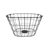 High-End Classic Style Metal Hanging Basket Custom Iron Wire Basket
