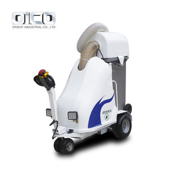 2019 New OR-MAMUT Sidewalk Sweeping Machine Grass Vacuum Cleaner
