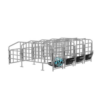 Sow Gestation Stalls Cage Crate for Sale