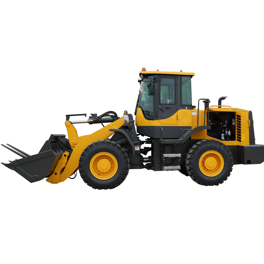 CP300 China top quality compact wheel loader with ce and ROPS cabin sale in Canada
