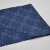 Denim like LA finishing cotton jacquard fabric for shirt