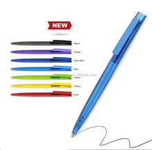 Cheap Advertising Promotional Gift Simple plastic ball pen with logo,Personalized Transparent ballpoint pen
