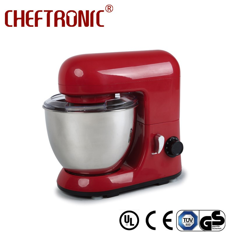 ChefTronic professional stand mixer manufacturer food mixer with stainless steel bowl