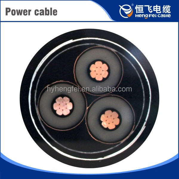 Fashionable Promotional Mobile Radio Power Cable