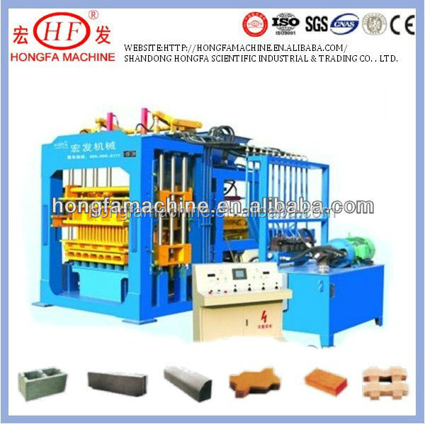 lightweight blocks for high buildings / insulation blocks making machine for sale / EPS insulation blocks automatic production