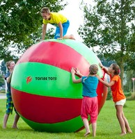 Giant Inflatable Super Jumbo beach ball