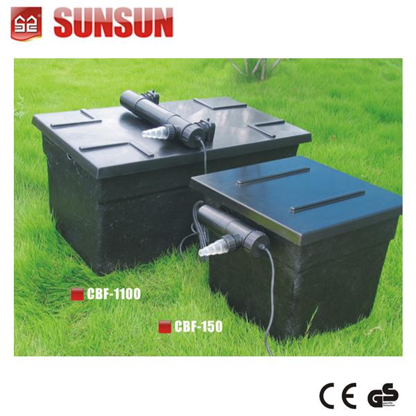 Aquaponics swimming pool filter for koi tank buy fish for Koi pond pool filter