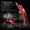 Christmas discount price Vacuum Tire Folding Electric Scooter/Portable Motorcycle/Two Wheel Foldable Moped CWK3