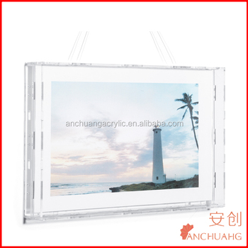 Large Wall Invisible Photo Frames Online /custom Picture Frames ...
