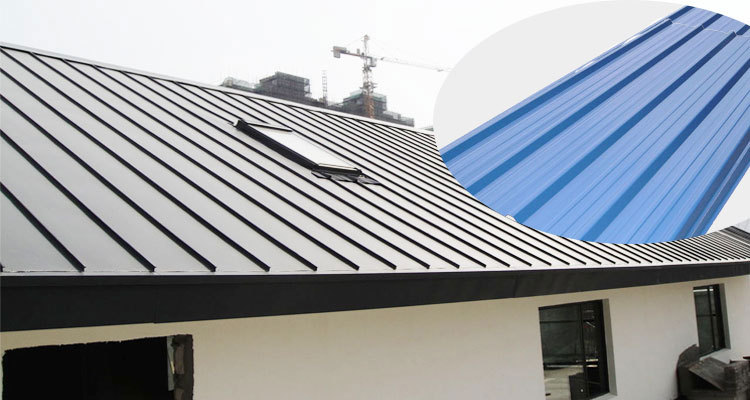 Galvanized Roofing Amp Metal Sales Clip Lock Steel Roofing