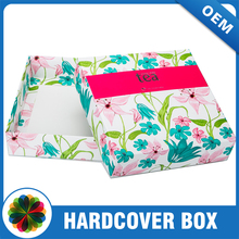 Packaging paper box Recycled Natural Kraft Paper Box paper meal box