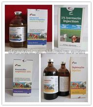 cow medicine of injection, oral solution, tablets