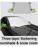 Waterproof Car Trash Bag Specially for the Car Garbage Bag Suspension Type Multi-function Car Storage Bag
