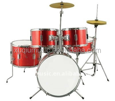 Hochwertiges 5-PC Junior Drum Kit