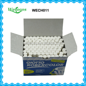 Wholesale Chinese Cheap School Dustless White Chalk