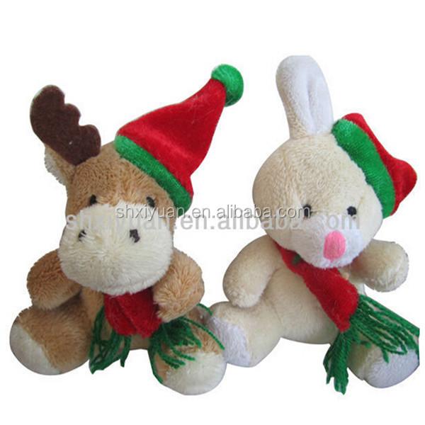 new christmas minion plush toy christmas rabbit cow plush animal toys buy christmas plush animal toyschristmas rabbit cow toysnew christmas minion plush - Christmas Minion