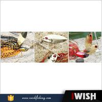 Freshwater Or Saltwater Bass Lure Fishing BuzzBait SpinnerBait Supplies
