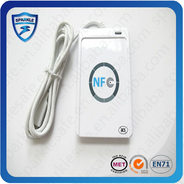 Hot sell 13.56mhz ISO14443 rfid & nfc writer and reader