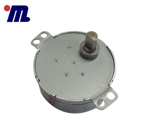 electrical AC servo motor 24v 50/60hz SD-83-516,small Home Appliances AC motor,Advertising Board synchronous motor