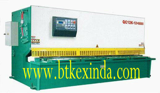 cutting shearing machine for metal plate Hydraulic system