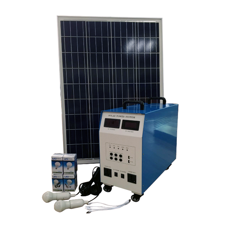 500W AC Solar Power System for home use