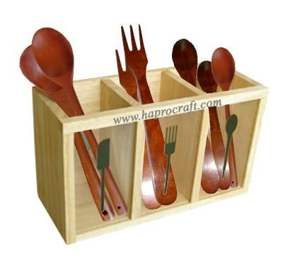 Kitchen Utensil Holder Th 2910 - Buy Wooden Kitchen Utensil Holder,Storage  Holder,Holder Product on Alibaba.com