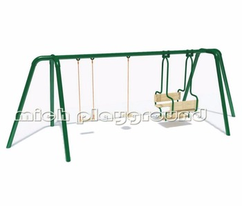 Mich Metal Double Seats Adult Swing Set 2301b Buy Adult Swing Set