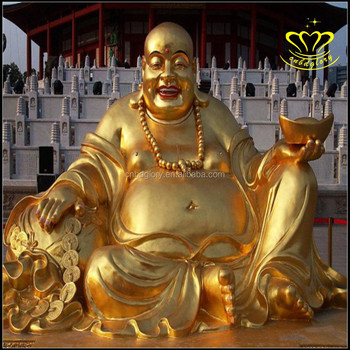 professional bronze large gold plated lifelike buddha statues buy