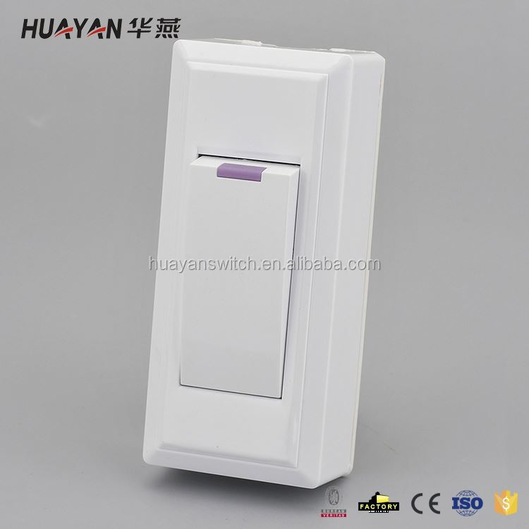 Newest selling OEM design sound control wall switch on sale