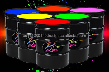 fluorescent washable uv blacklight party paint large container buy