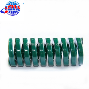 Heavy load coil springs injection mould springs