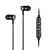New arrival wireless headset with mic sport earphone earbuds earphone wireless headset mic