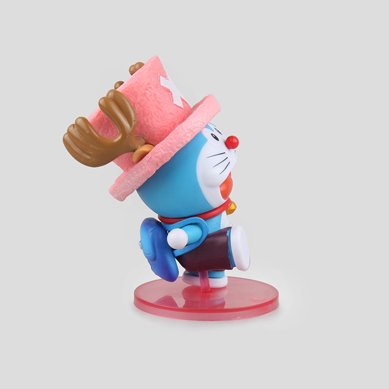 Action & Toy Figures One Piece Gear Fouth Luffy Phone Support Action Figure Monkey D Luffy Phone Holder Doll Pvc Figure Toys Brinquedos Anime 11cm
