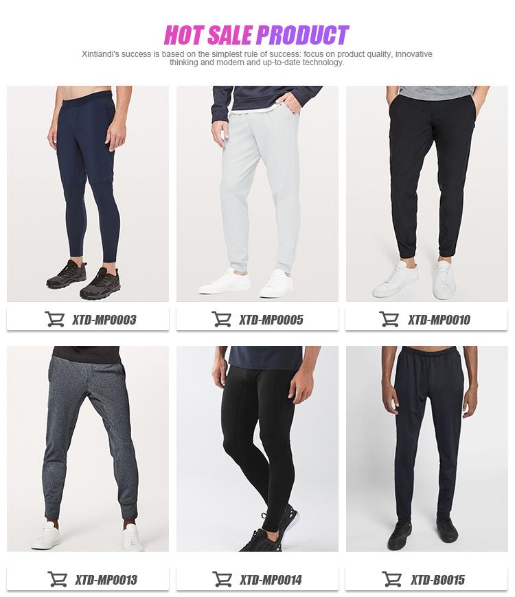 Оптовая продажа пользовательские slim fit джоггеры треники для мужчин тренажерный зал Спортивные штаны