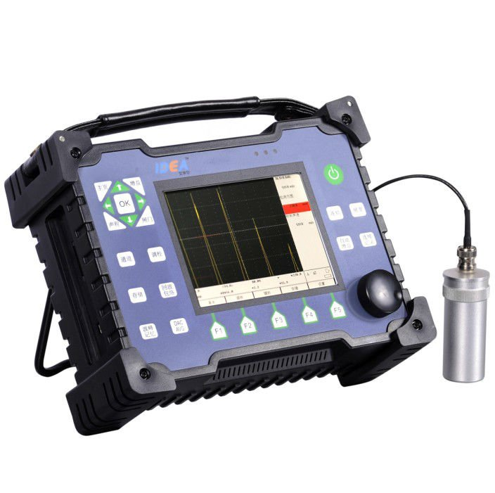Advanced portable ultrasonic thickness gauge / UT testing equipment