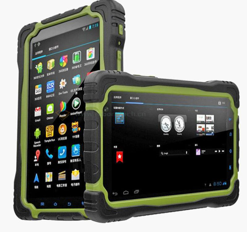 Waterproof Tablet PC IP67 7 Inch Rugged Tablet Android
