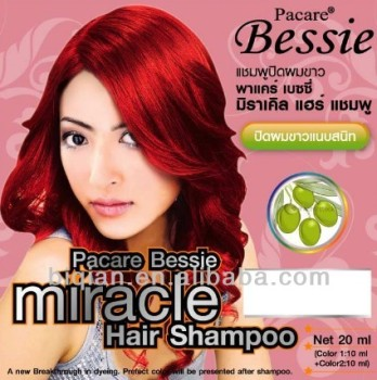 Chinese Herbal Hair Dye Shampoo Hair Color Shampoo Shampoo Hair Dye