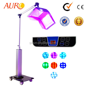 Au-1 Home Facial Spa Machine/Led Light Therapy Facial Equipment
