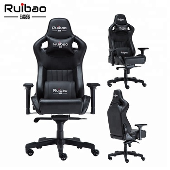 Cheapest New Design Recliner Leather Office Chair Computer Gaming Chair Black View Executive Leather Office Chair Ruibao Product Details From