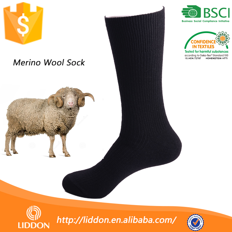 Usa New York Importers Wholesale Buy Dri Fit Nylon Wool Sock,Man Foot Tube 100% Blend Cashmere Black Sock