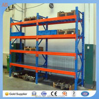 Good quality heavy duty Pallet rack with Safety Pins