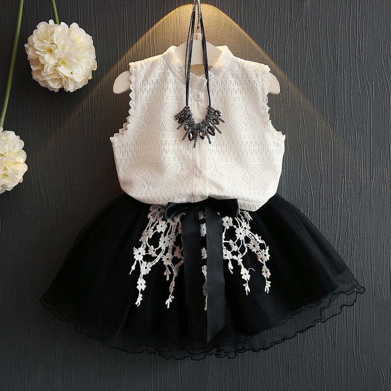 New arrived fashion short 6 year old baby girls party wear dress A027
