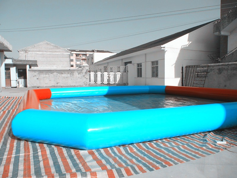 Good quality ome inflatable birthing pool with free air for Heated pools for sale