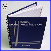 Professional Factory Provide All Kinds of Notebook