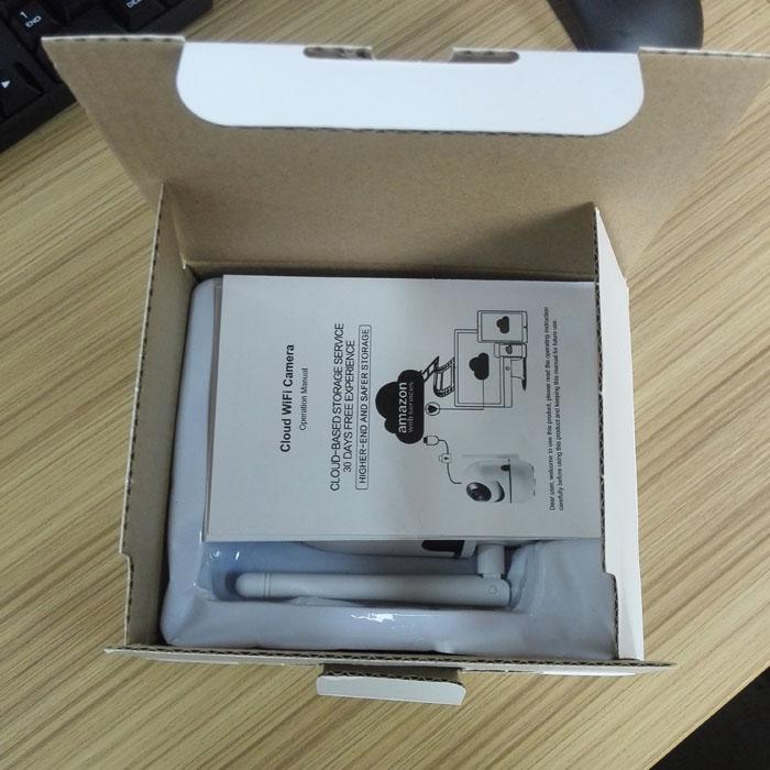 2019 1080P WiFi IP-Kamera Wireless Baby Monitor mit HD-Audio-Kamera Automatische Bewegungserkennung Detector Night Vision