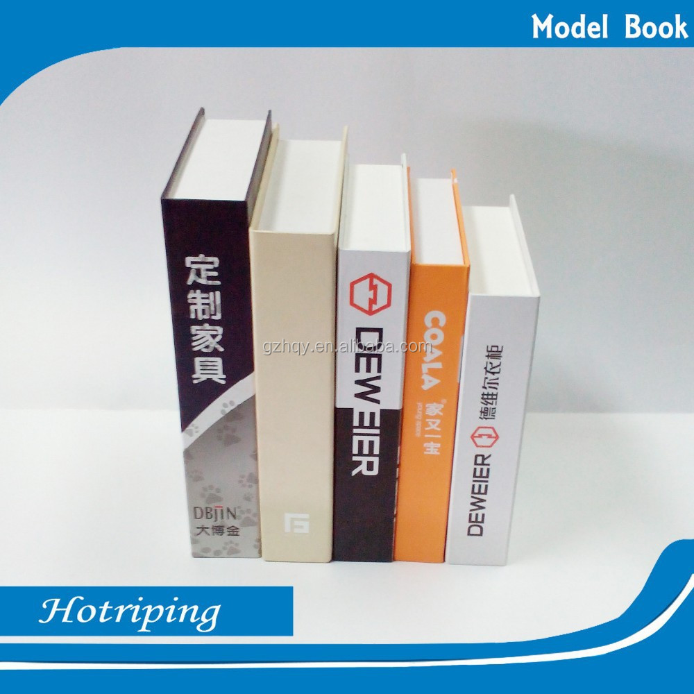 Standard export carton package classical model book(XM)