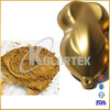 Hot sale gold aluminum flakes powder dipping car