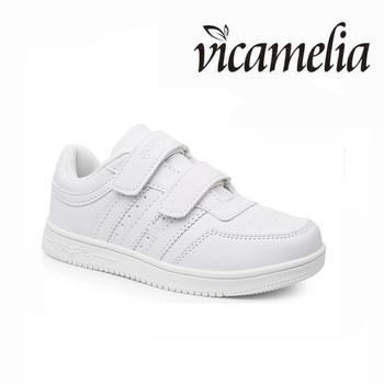 f45a0dca3 2016 детская обувь мальчик обувь белые кроссовки дышащая кроссовки-сникерсы  оптом Интернет-магазин