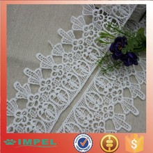 2015 newest motif charming stylish decorative flower trims and laces